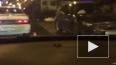 Видео: В Петербурге нетрезвая девушка на Getz протаранила ...