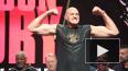 Боксер Тайсон Фьюри завоевал титул чемпиона WBC