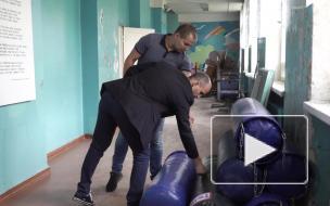 Строительство нового филиала боксерского отделения «Фаворита» идет полным ходом