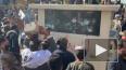 Военные США применили слезоточивый газ против протестующих ...
