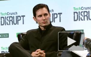 Дуров связал сбой в работе Telegram с протестами в Гонконге