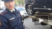 Отказ снять машину с эвакуатора в присутствии хозяина