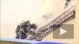 Из огня в доме на Рижском проспекте пришлось эвакуировать ...