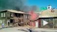 Пожар в Астрахани 25.03.2014: паника и насильственная ...