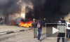 Видео: в палестинском городе начались столкновения молодежи и израильских военных