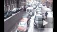 Любезность водителя микроавтобуса привела к ДТП
