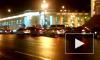 В Петербурге парализованы дороги в час пик: пробки в 9 баллов