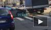 Охранная машина и иномарка столкнулись на Зенитчиков