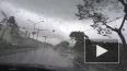 Налетевший внезапно торнадо унес автомобиль с людьми