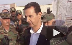 Асад назвал конфликт в Сирии миниатюрной моделью третьей мировой войны