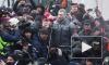 Ситуация на Украине: на Майдане празднуют победу, Крым выходит из состава страны