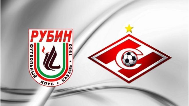 Московский Спартак обыграл казанский Рубин с разгромным счетом 4:0