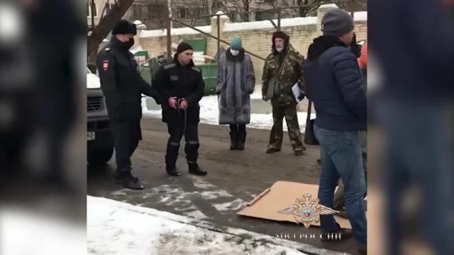 Полиция раскрыла убийство курсанта МВД в Петербурге, совершенное в 2014 году