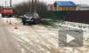 В результате ДТП в Кировском районе Ленобласти пострадали две девочки