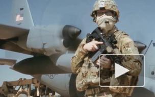 SANA: Неизвестные напали на базу США в Сирии