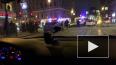 Появилось видео с места жесткого ДТП на Литейном проспек...