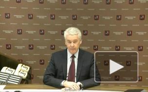 Собянин допустил сохранение ограничений в Москве на несколько месяцев
