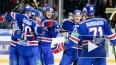 Хоккеисты СКА: серия вернется в Северную столицу