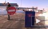 «Снимать нельзя». Сгоревшая автозаправка на Софийской, 89 закрыта