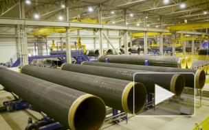 """Глава МИД Германии раскритиковал США за санкции против """"Северного потока-2"""""""
