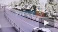 На Кронверкском проспекте мотоциклист упал с байка