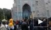 Мусульмане Петербурга начали отмечать Курбан-Байрам: у Соборной мечети столпотворение
