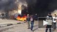 Видео: в палестинском городе начались столкновения ...