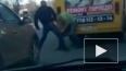 Драка на дороге: в Симферополе трассу не поделили ...