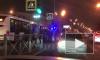 Петербурженку сбил автобус на Лиговском проспекте