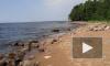 На берегу Финского залива нашли левую женскую ногу. В мае недалеко оттуда нашли правую