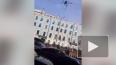 Видео: Руферы покачались на проводах на каналом Грибоедо...