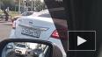 В Петербурге на пешеходном переходе сбили велосипедиста