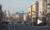 Московский проспект у Фонтанки перекрыли на месяц, действует объезд через северную часть набережной