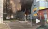 """Разлили горючую жидкость: названа причина пожара в """"Ленте"""" на Обводном"""