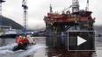 Российский танкер Михаил Ульянов смог пришвартоваться ...