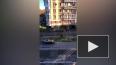 Появилось видео задержания стрелка в Приморском районе