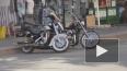 Площадь Островского оккупировали брутальные мотоциклисты