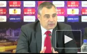 «Локомотив» обыграл АЕК в Лиге Европы
