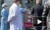 В Петербурге врачам НИИДжанелидзе подарили противовирусные и антисептики