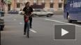 Тренд сезона: депутаты ЗакСа ездят на работу на велосипе...