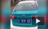 Видео с места аварии: В Алматы полиция сбила ребенка на пешеходном переходе