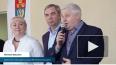 Николай Шишкин на фестивале Леди Совершенство