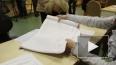 Петербург ждет результаты выборов губернатора, явка ...