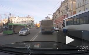 Умник сбил пешехода Иркутск.