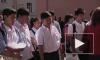 Силовики из Петербурга показали китайским детям свое мастерство
