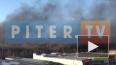 Очевидцы: в Петербурге произошел крупный пожар