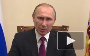 Путин высказался против бессрочного пребывания президента ...