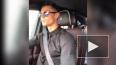 Пользователей позабавило видео с поющим за рулем Криштиа...