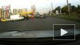 Массовое ДТП на проспекте Маршала Блюхера попало на виде...