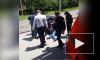 Появилось видео с места жуткой перестрелки в центре Ставрополя